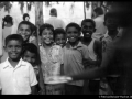 Pondicherry Brahman Enfants rire
